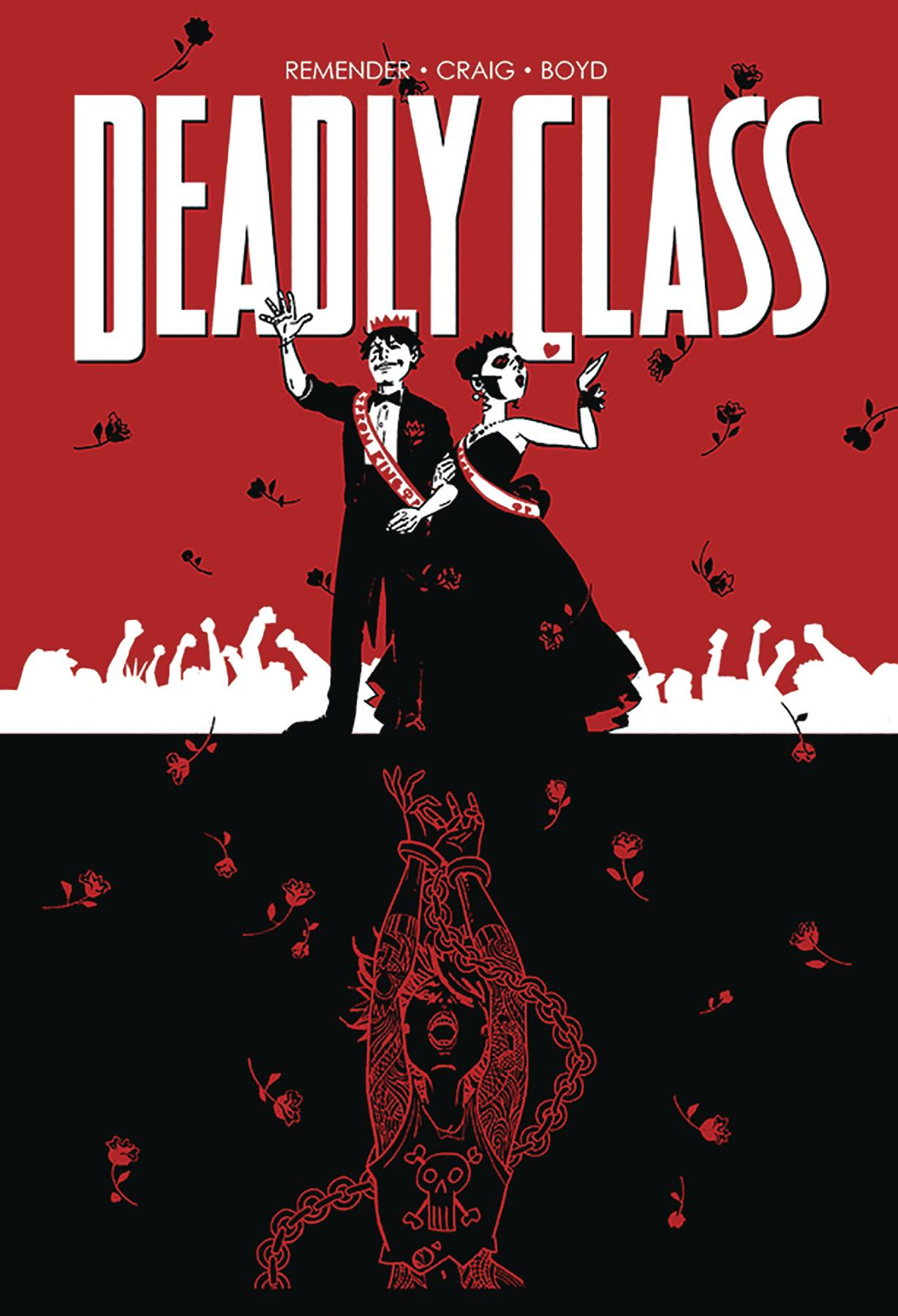 DEADLY CLASS TP VOL 08 NEVER GO BACK (MAY190047) (MR)