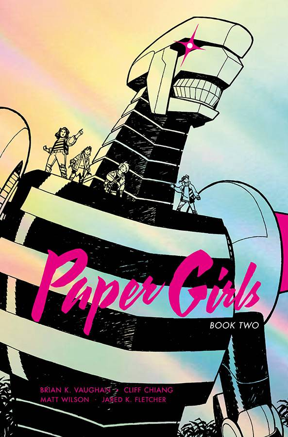 PAPER GIRLS DLX ED HC VOL 02