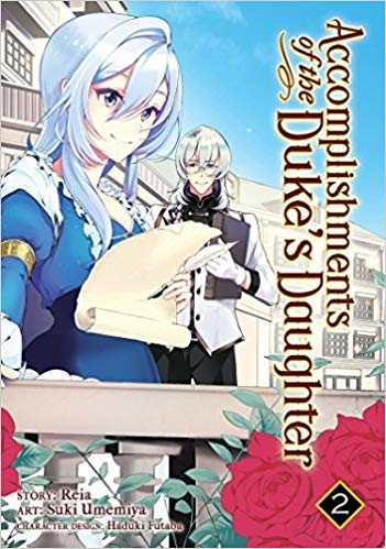 ACCOMPLISHMENTS OF DUKES DAUGHTER GN VOL 02 (MR)