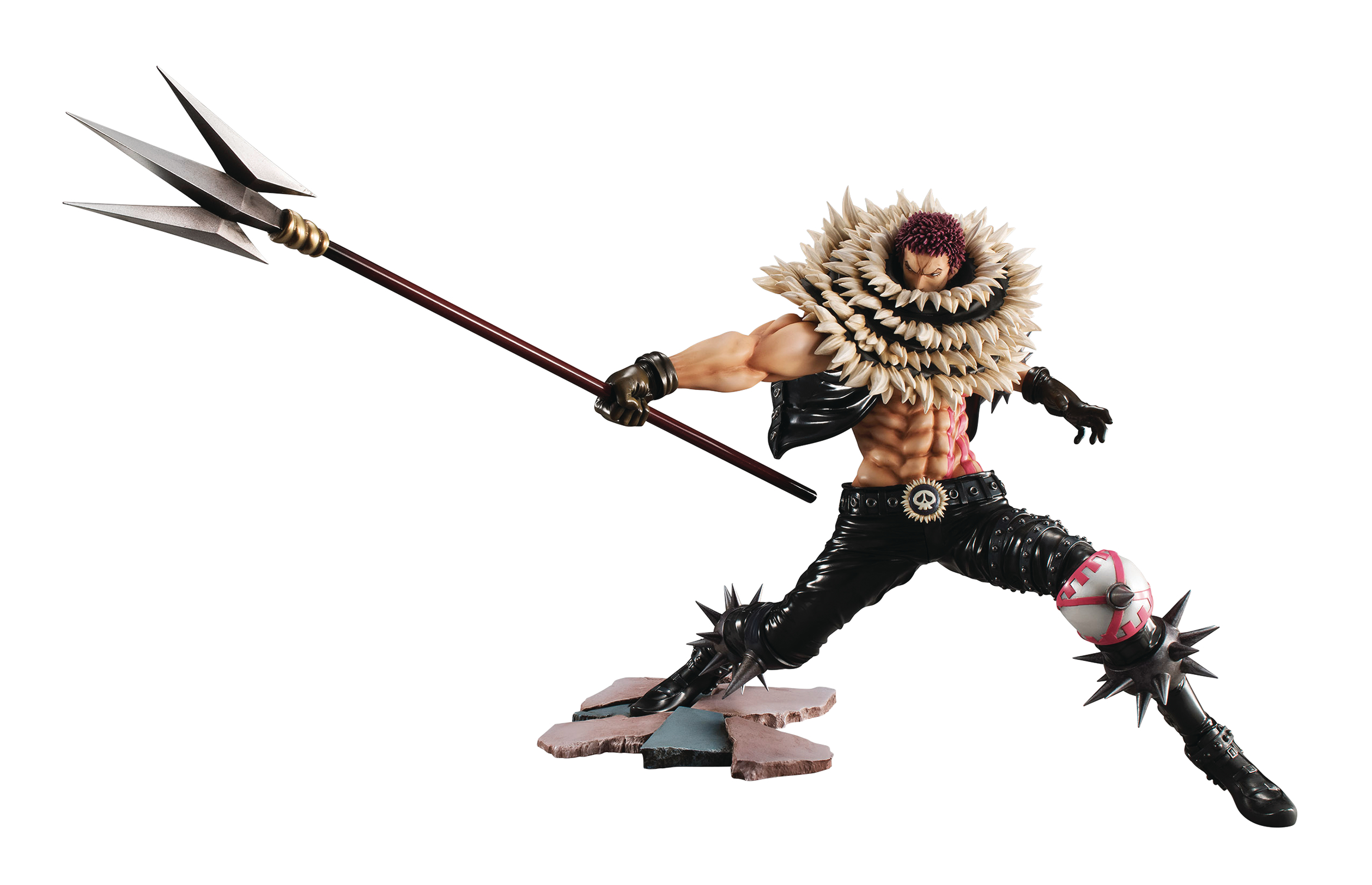 ONE PIECE PORTRAIT OF PIRATES SA-MAXIMUM KATAKURI PVC FIG (C