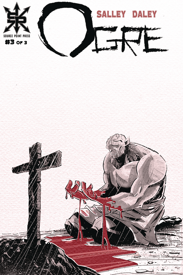 OGRE #3 (OF 3) (MR)