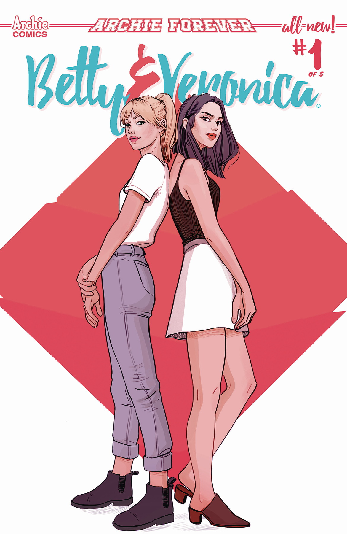 BETTY & VERONICA #1 (OF 5) CVR A LANZ