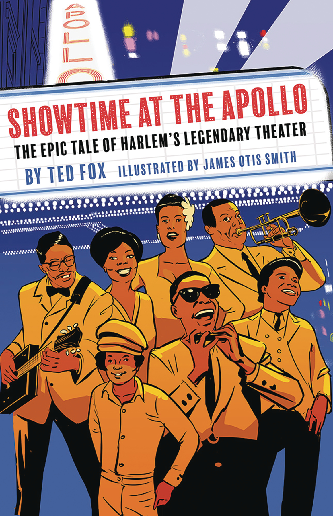 SHOWTIME AT APOLLO EPIC TALE HARLEMS LEGENDARY THEATER