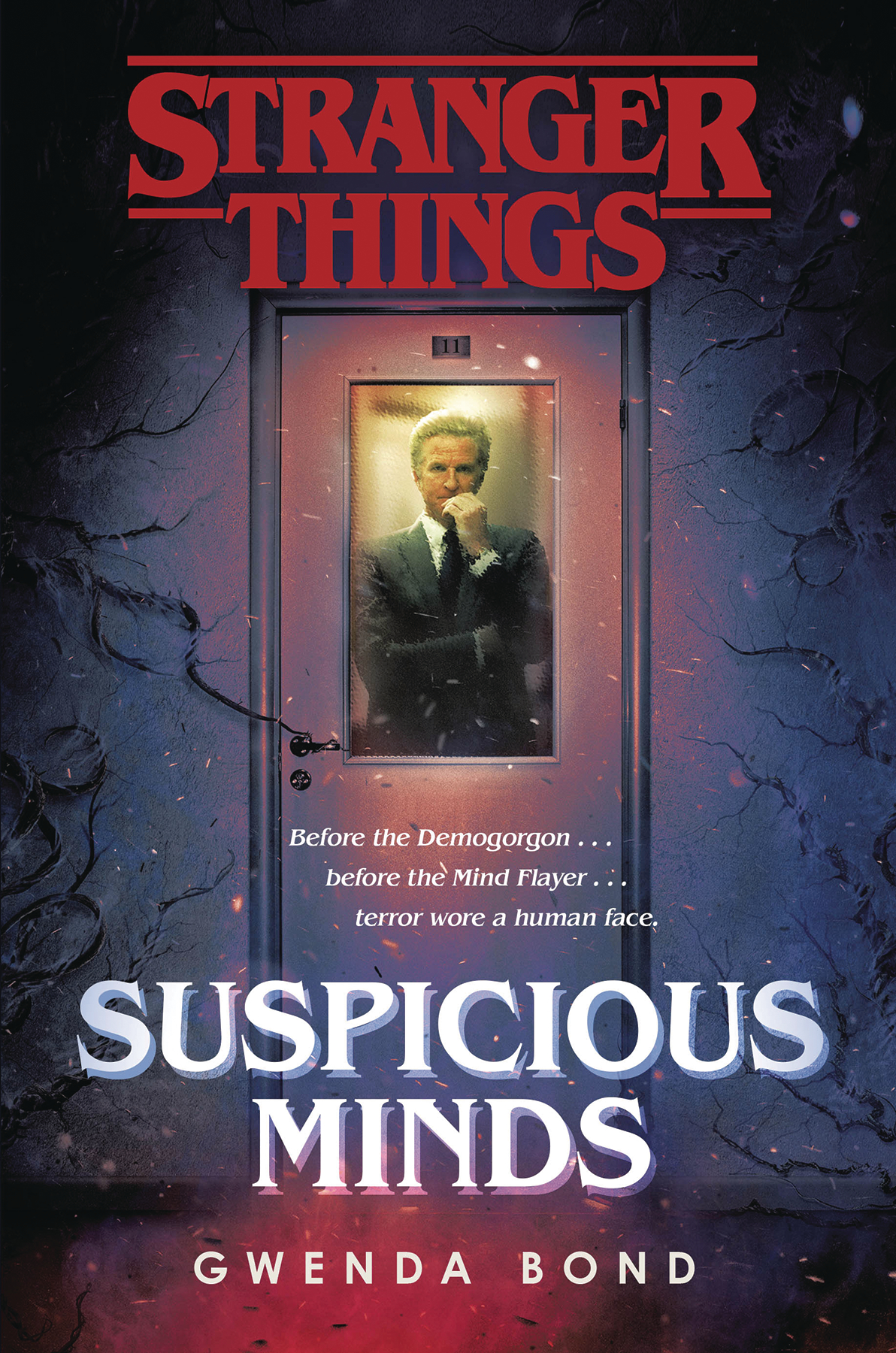 STRANGER THINGS HC NOVEL SUSPICIOUS MINDS