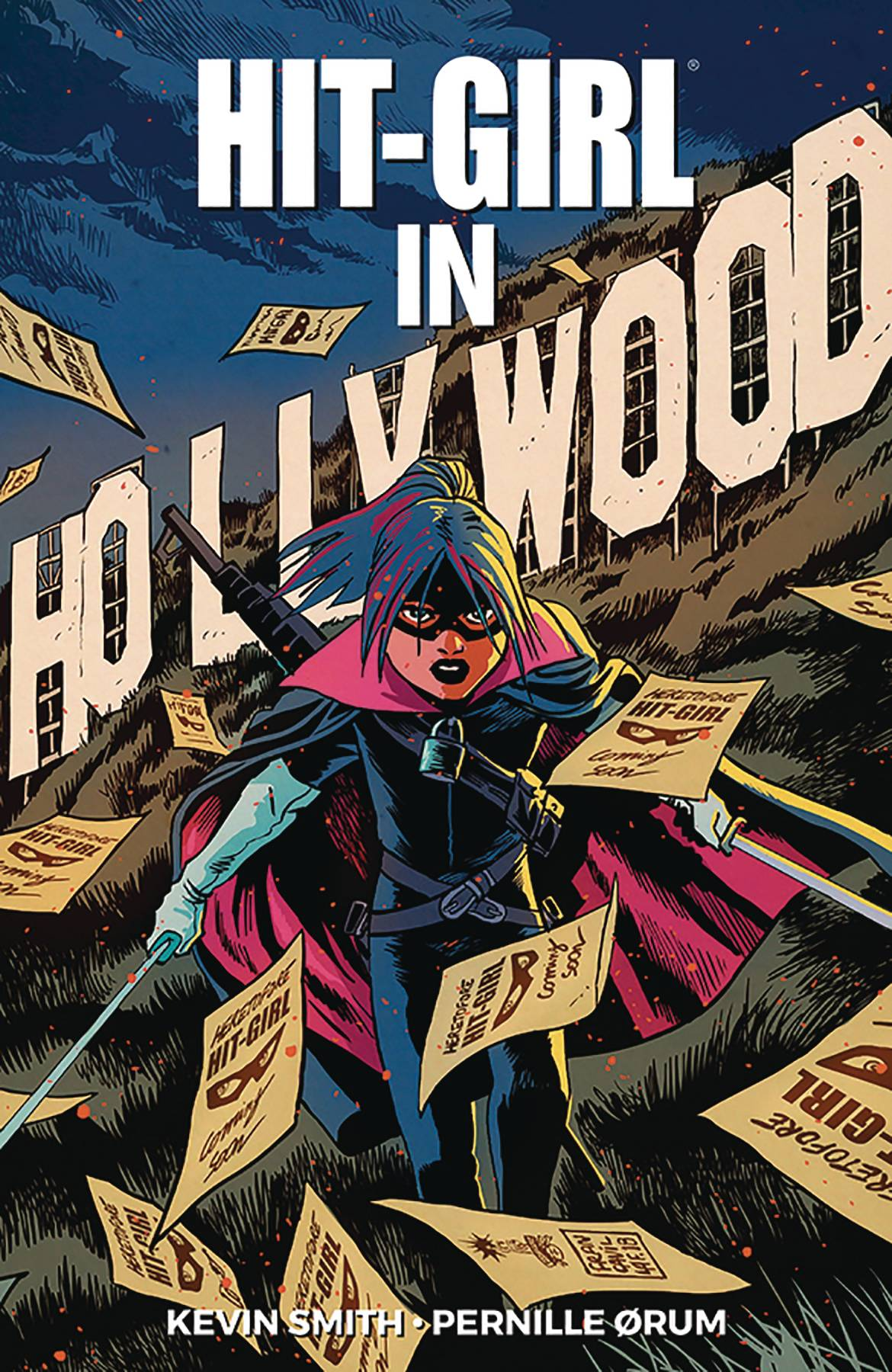 HIT-GIRL TP VOL 04 (MR)