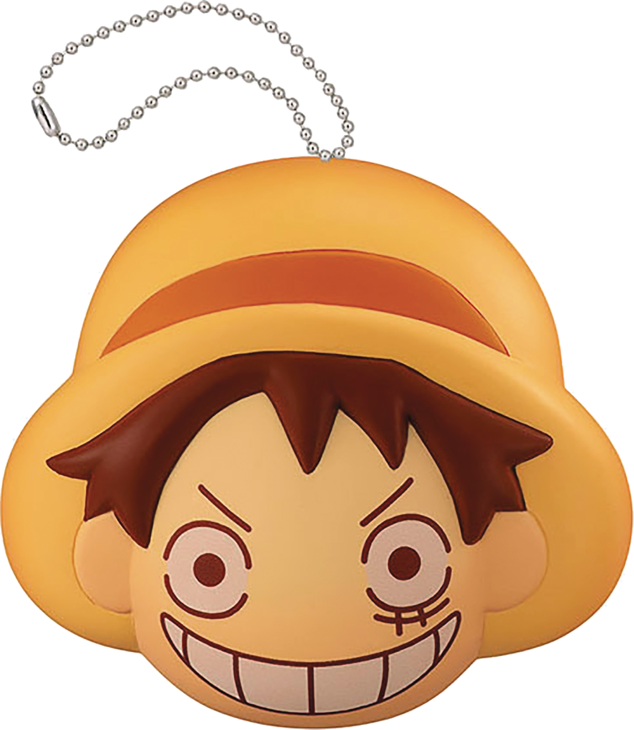 ONE PIECE FLUFFY SQUEEZE SANJIS BREAD LUFFY