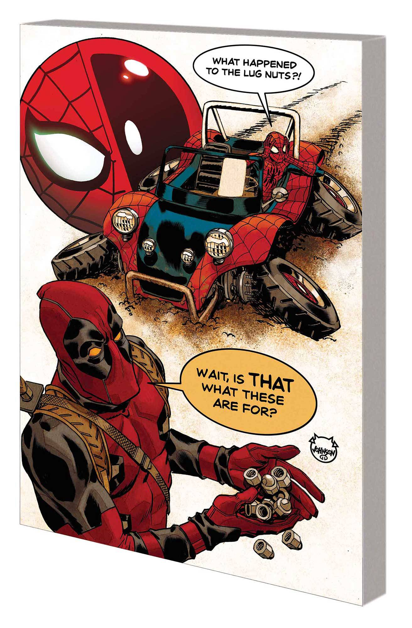 SPIDER-MAN DEADPOOL TP VOL 08 ROAD TRIP