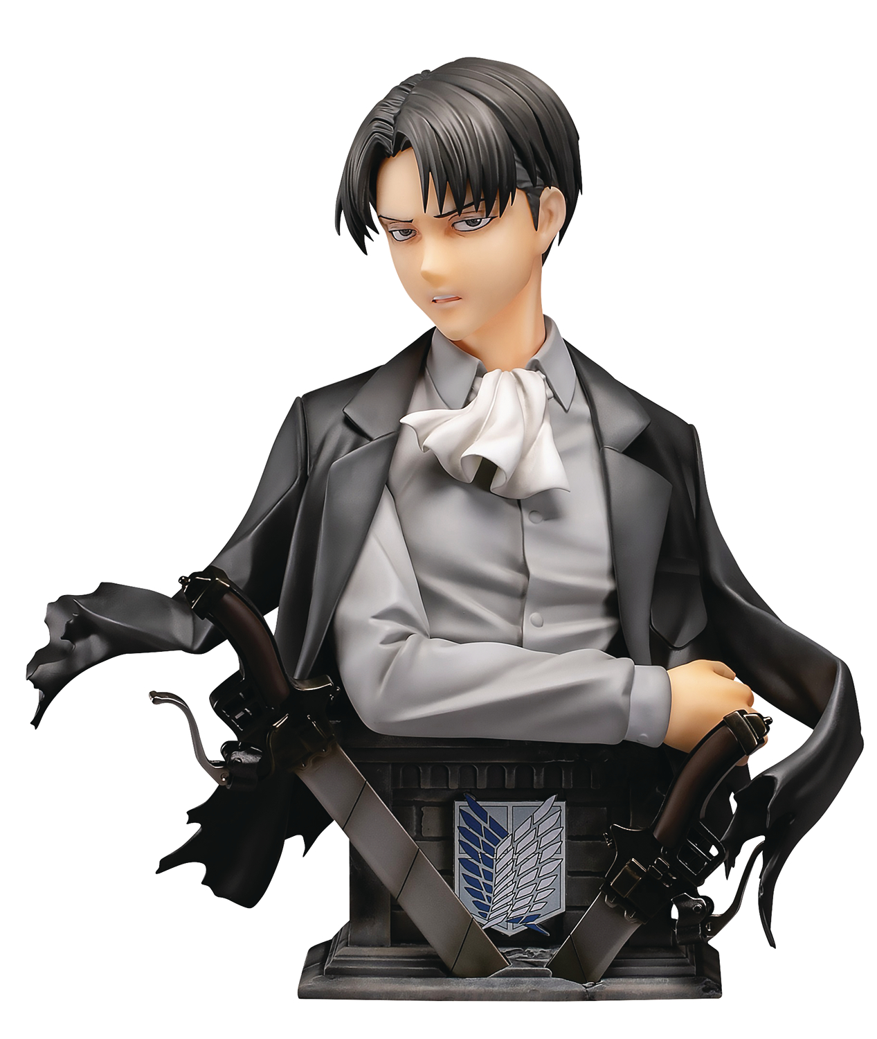ATTACK ON TITAN LEVI 1/3 PMMA & PU STATUE COLOR VER