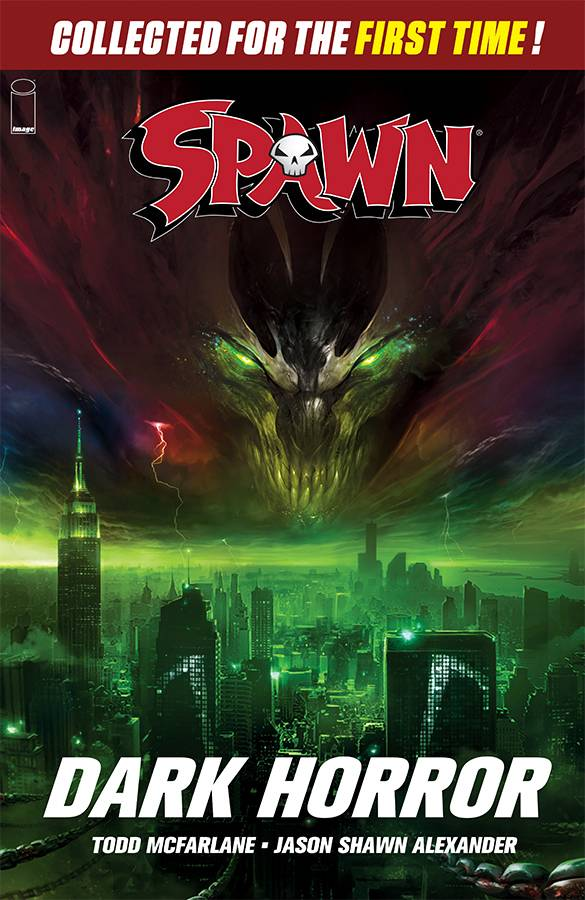 SPAWN DARK HORROR TP