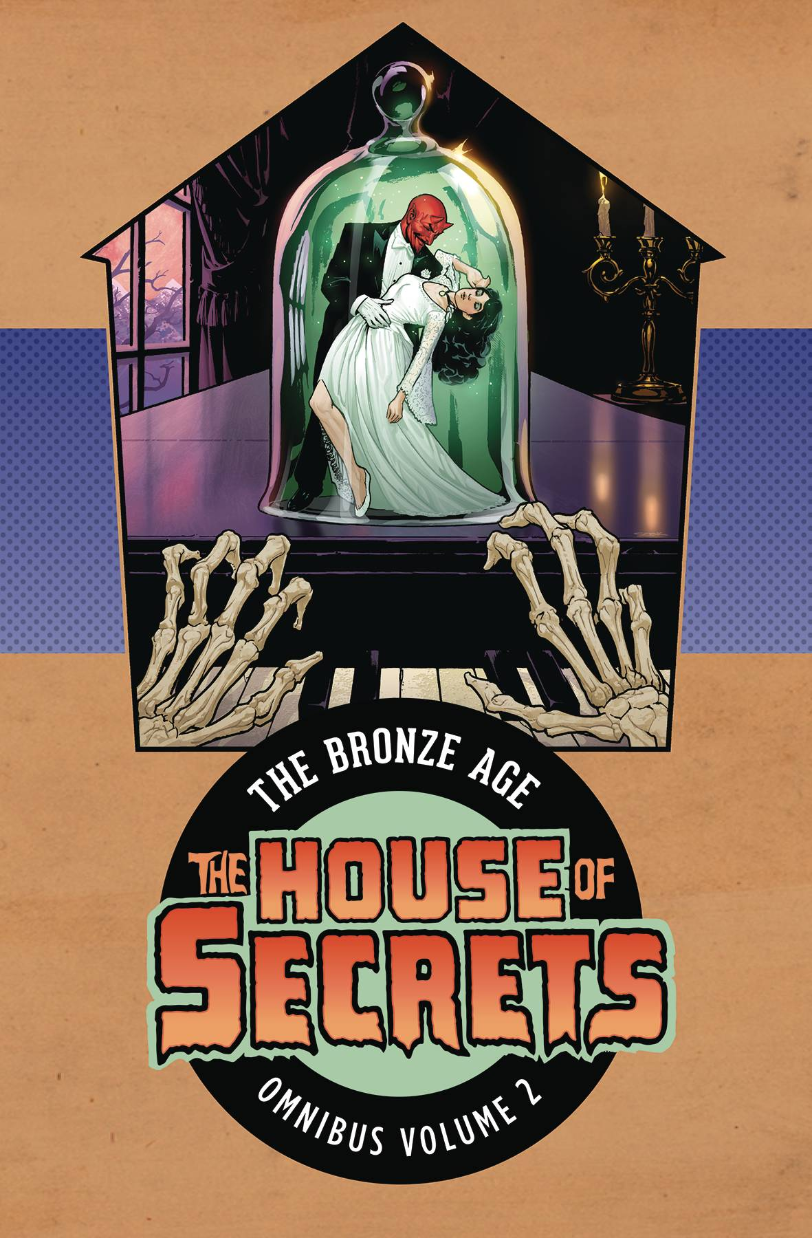 HOUSE OF SECRETS THE BRONZE AGE OMNIBUS HC VOL 02