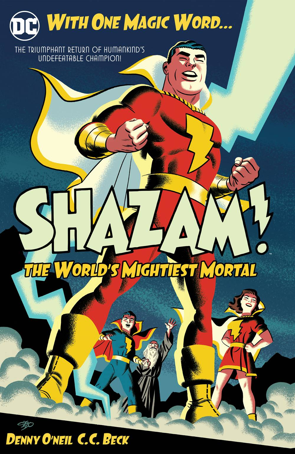 SHAZAM THE WORLDS MIGHTIEST MORTAL HC VOL 01