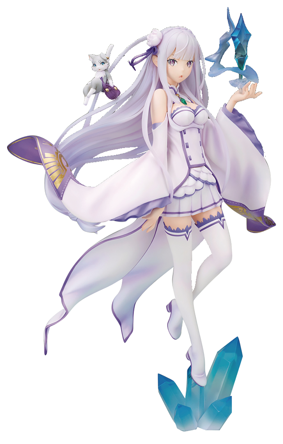 RE ZERO STARTING LIFE IN ANOTHER WORLD EMILIA PVC FIG
