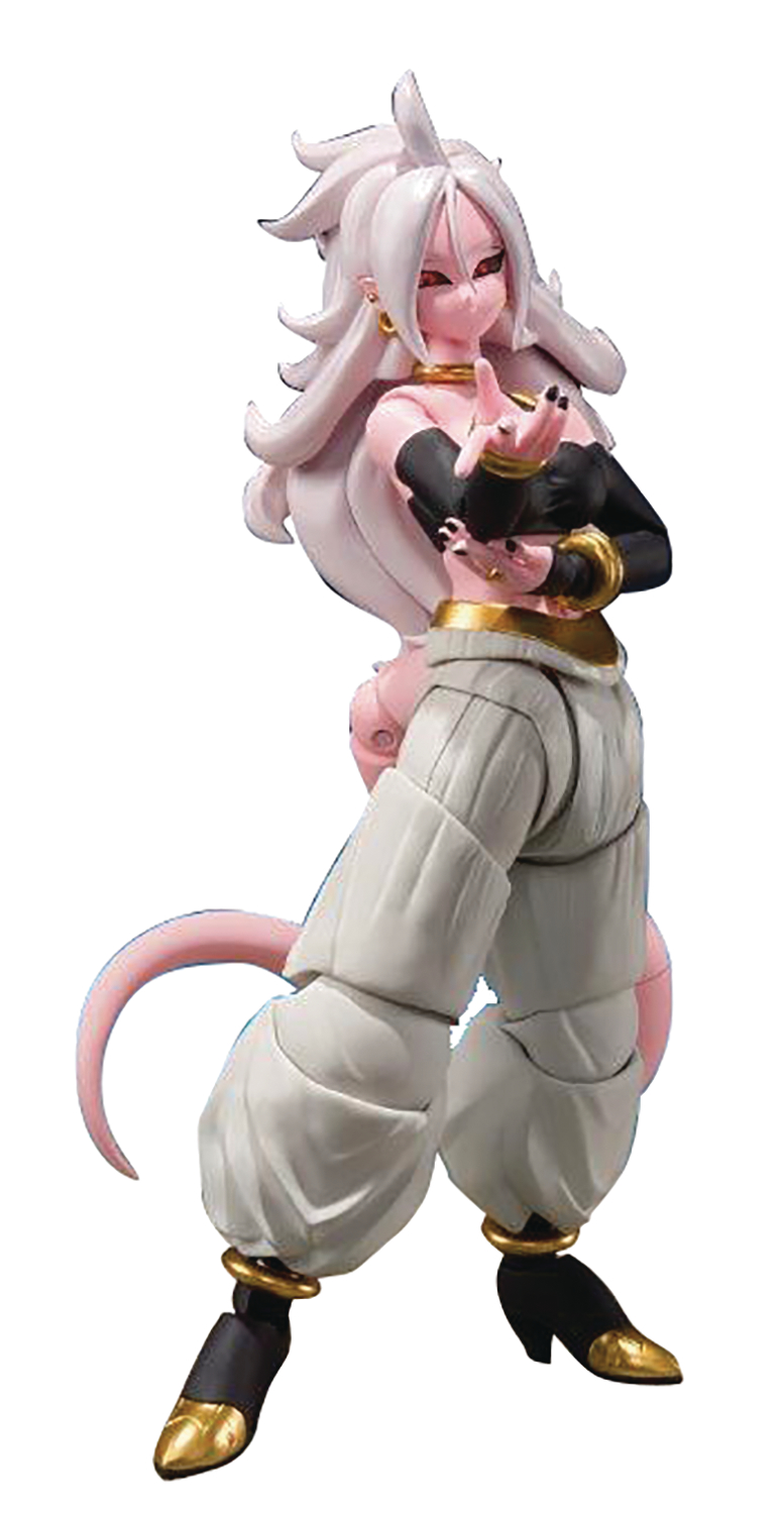 DRAGONBALL FIGHTER Z ANDROID 21 S.H.FIGUARTS AF
