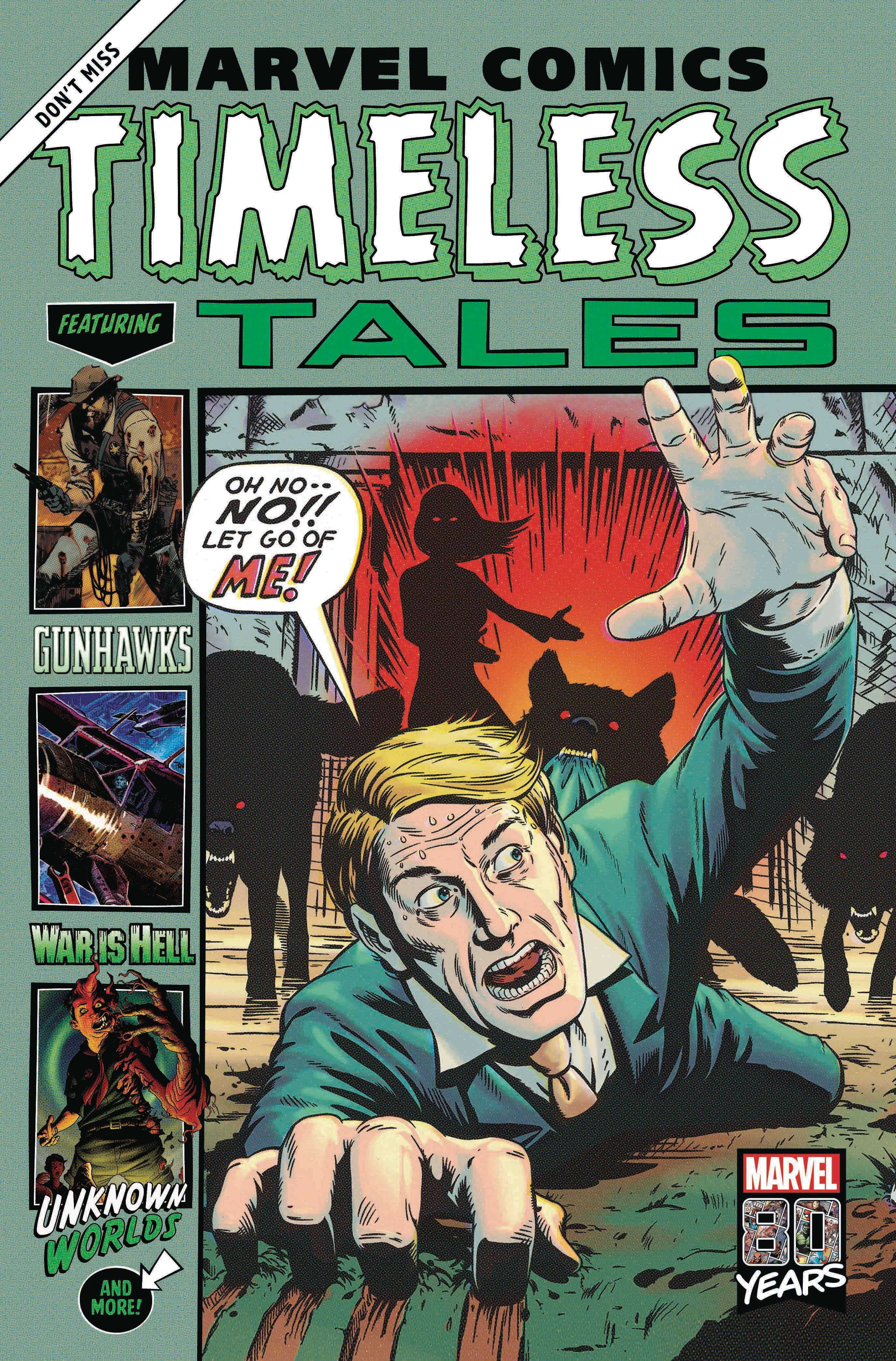 MARVEL COMICS TP TIMELESS TALES