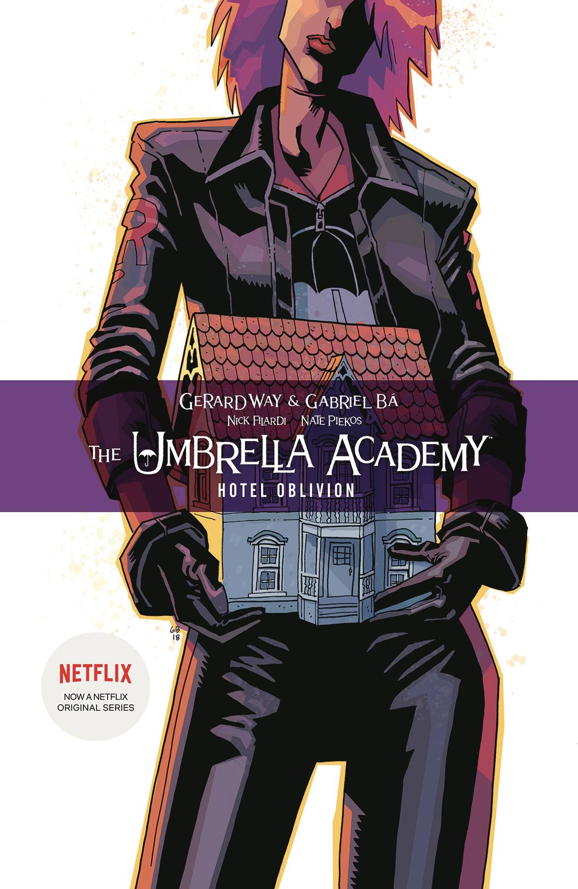 UMBRELLA ACADEMY TP VOL 03 HOTEL OBLIVION (MAR190279)