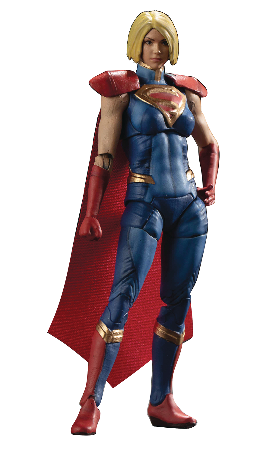 INJUSTICE 2 SUPERGIRL PX 1/18 SCALE FIG