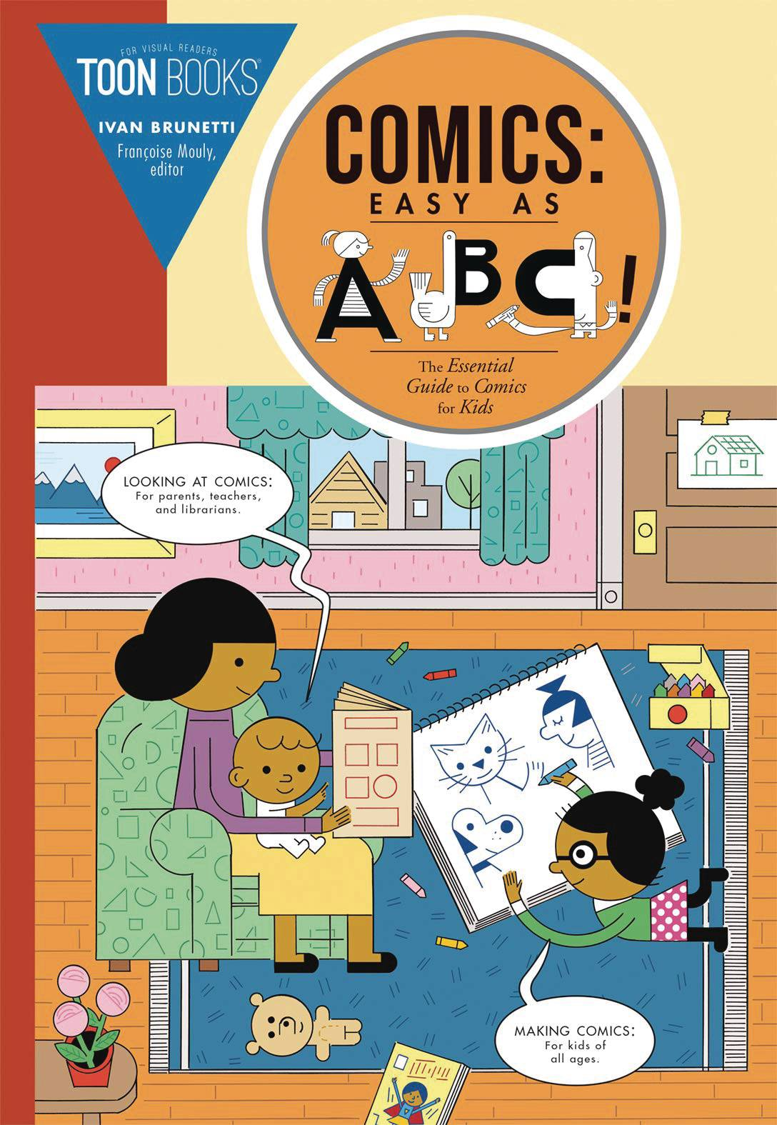 COMICS EASY AS ABC SC