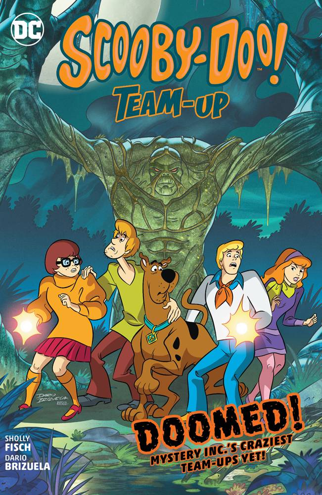 SCOOBY DOO TEAM UP DOOMED TP