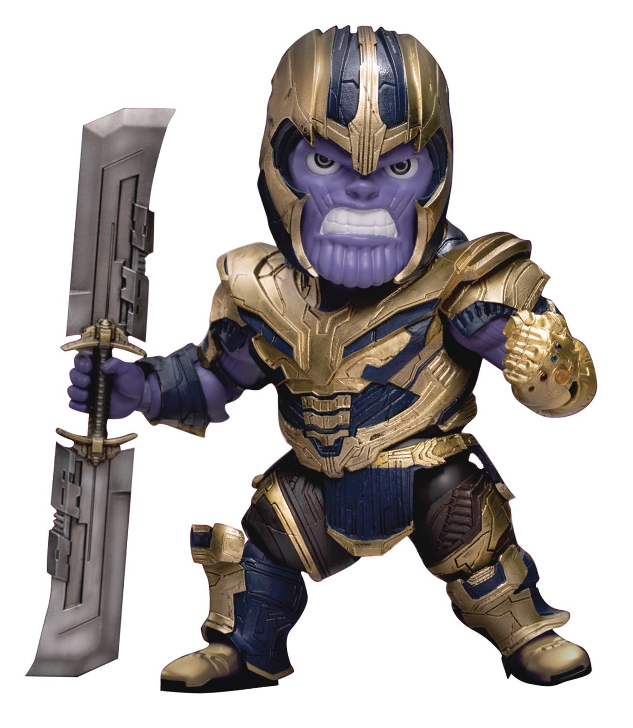 AVENGERS ENDGAME EAA-079 ARMORED THANOS PX AF