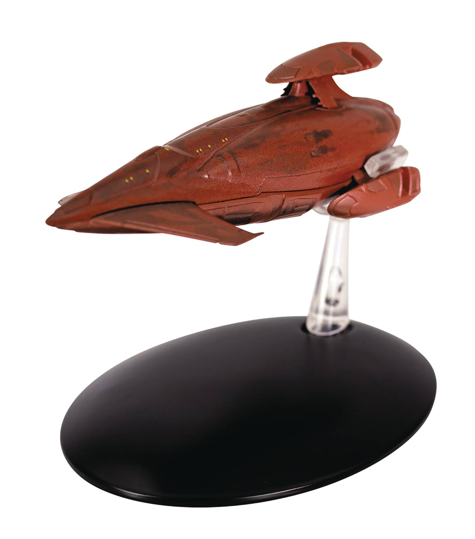 STAR TREK STARSHIPS FIG MAG #155 VULCAN DVAHL