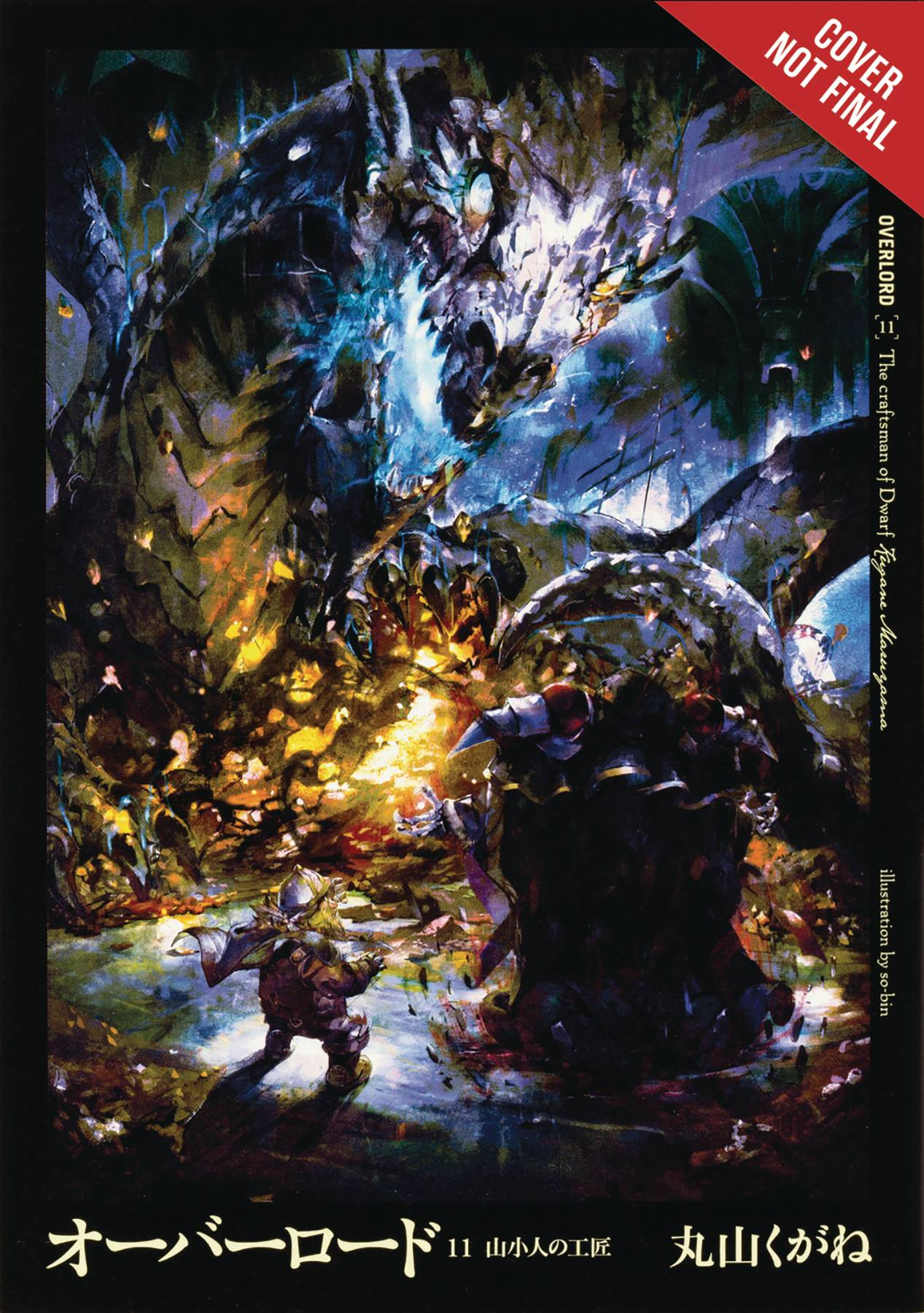OVERLORD LIGHT NOVEL HC VOL 11
