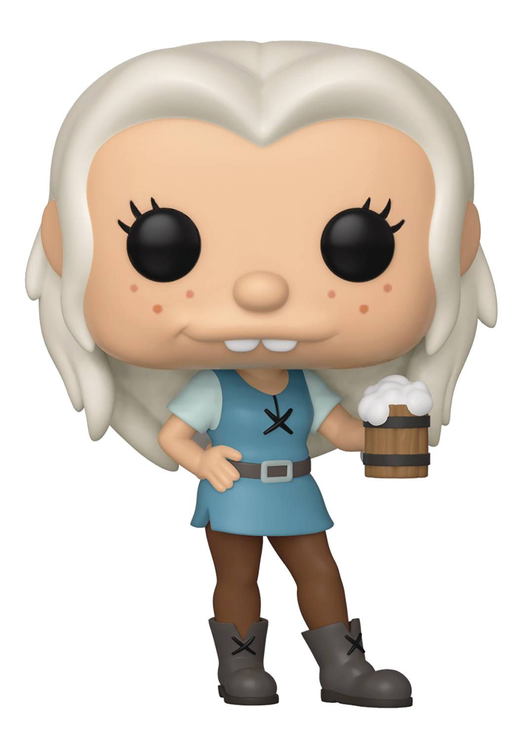 POP ANIMATION DISENCHANTMENT BEAN VIN FIG