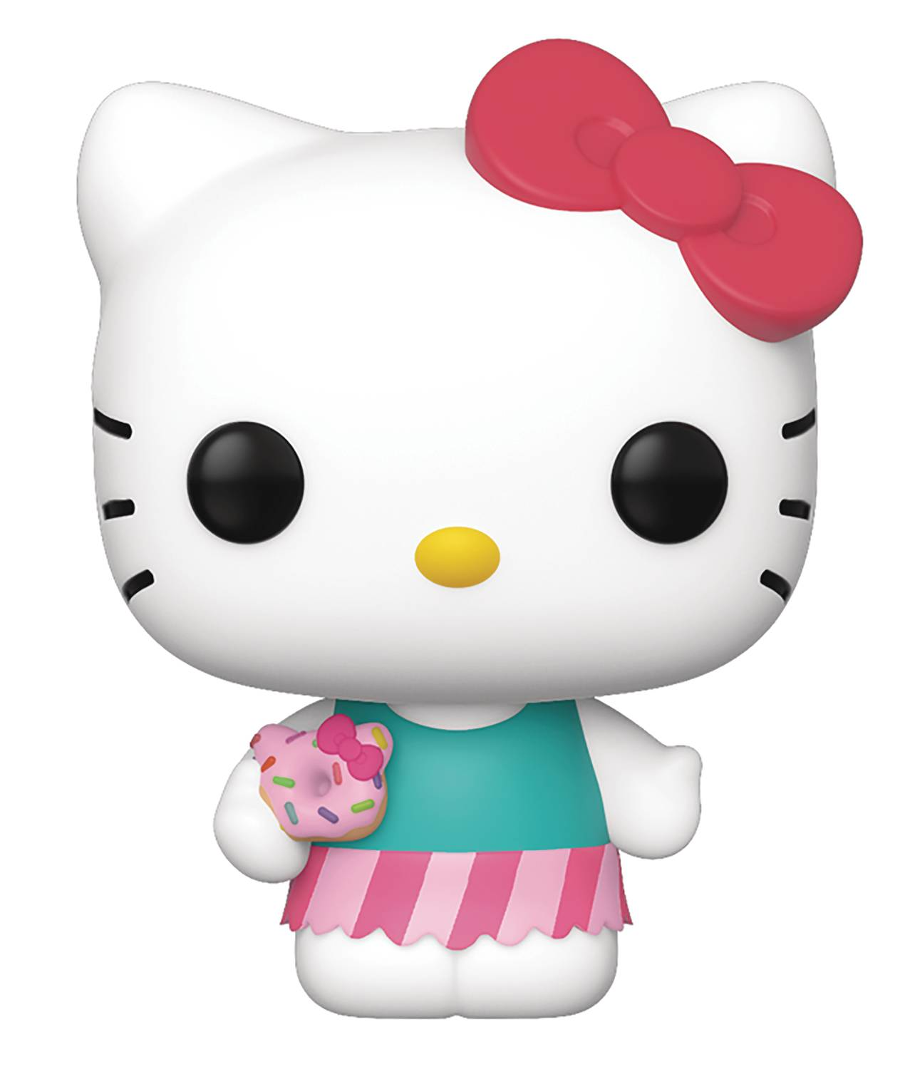 POP SANRIO HELLO KITTY S2 HK SWT TRT VINYL FIG