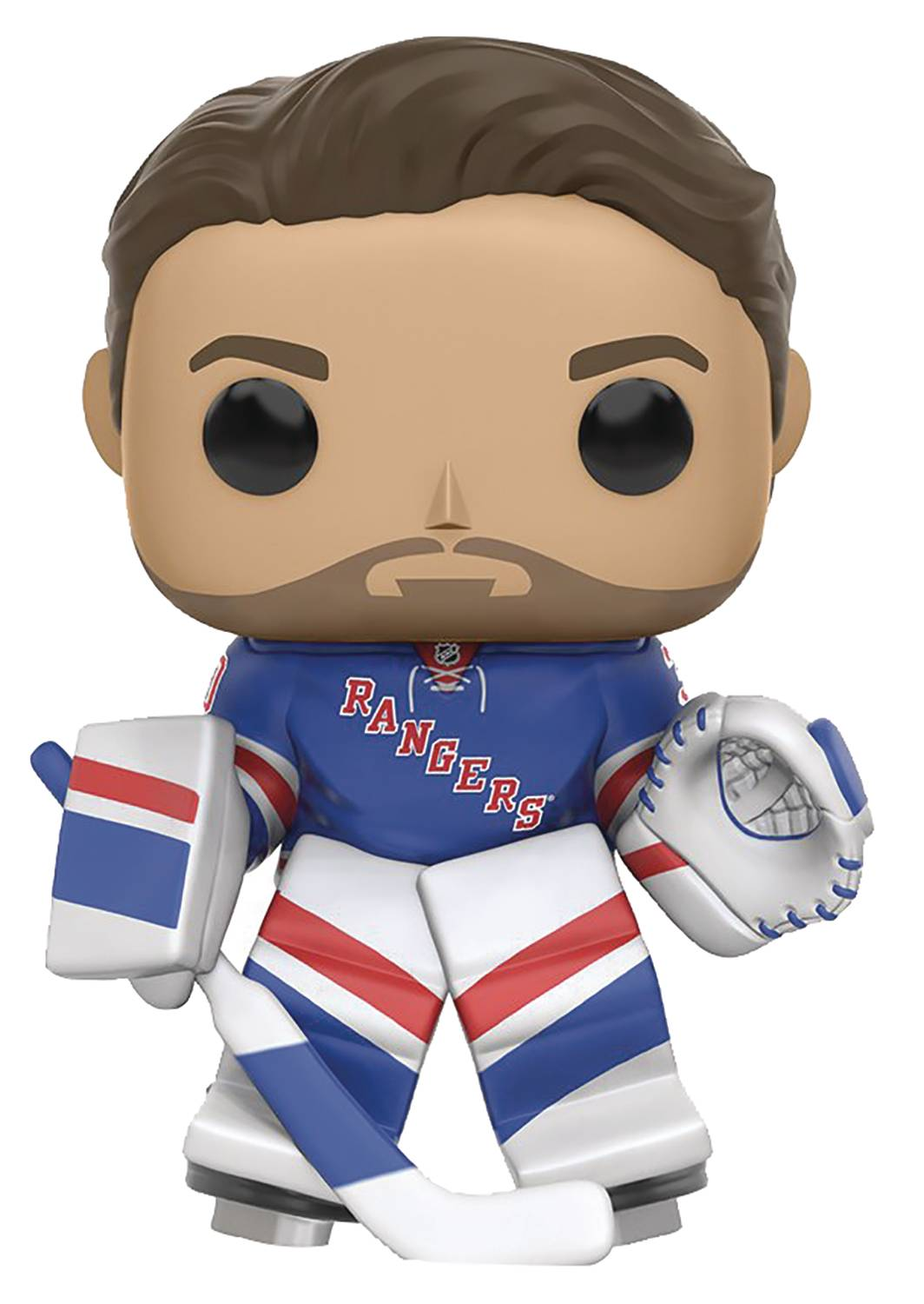 POP NHL RANGERS HENRY LUNDQVIST HOME JERSEY VIN FIG