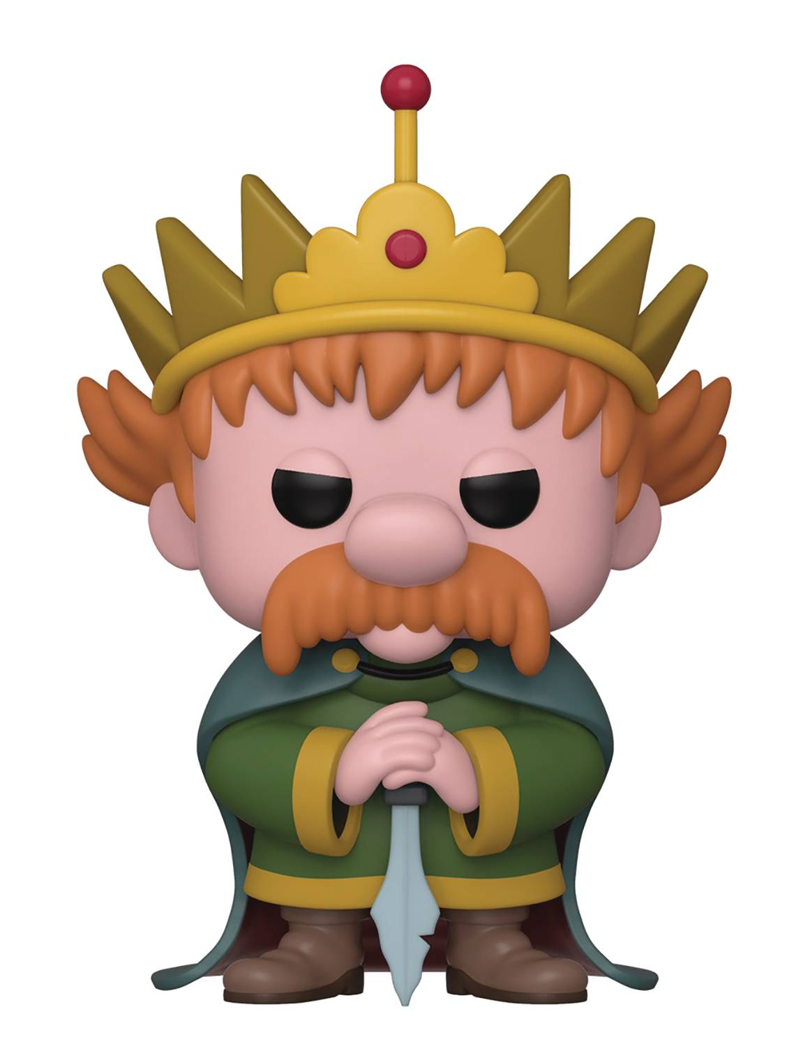 POP ANIMATION DISENCHANTMENT KING ZOG VIN FIG