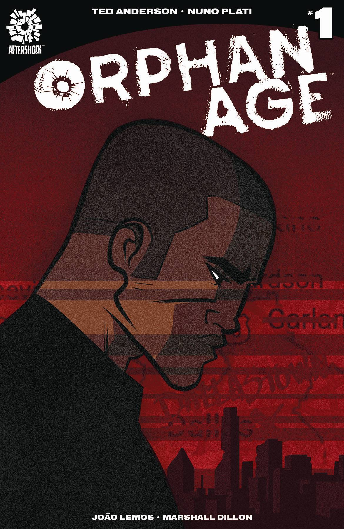 ORPHAN AGE #1 2ND PTG