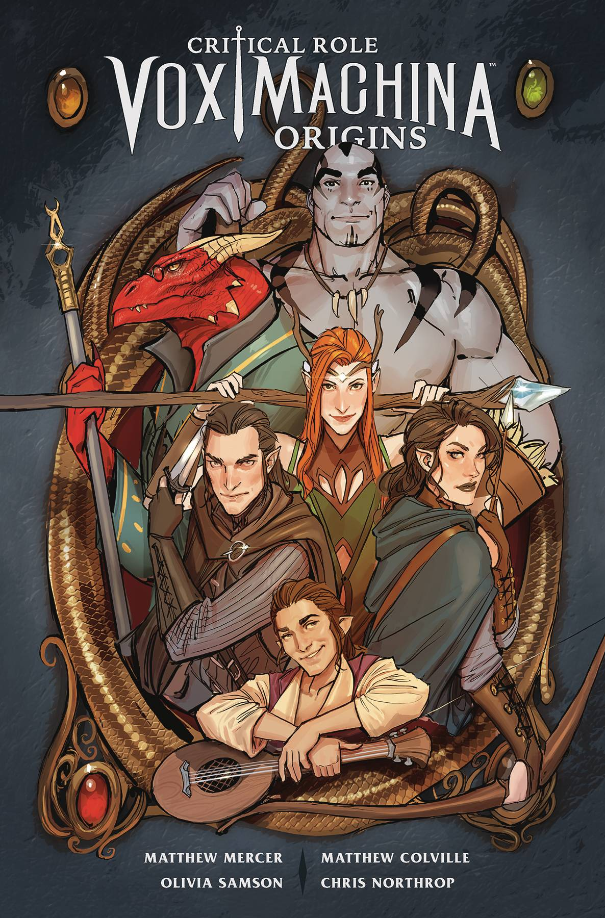 CRITICAL ROLE TP VOL 01 VOX MACHINA ORIGINS (JUN190303)