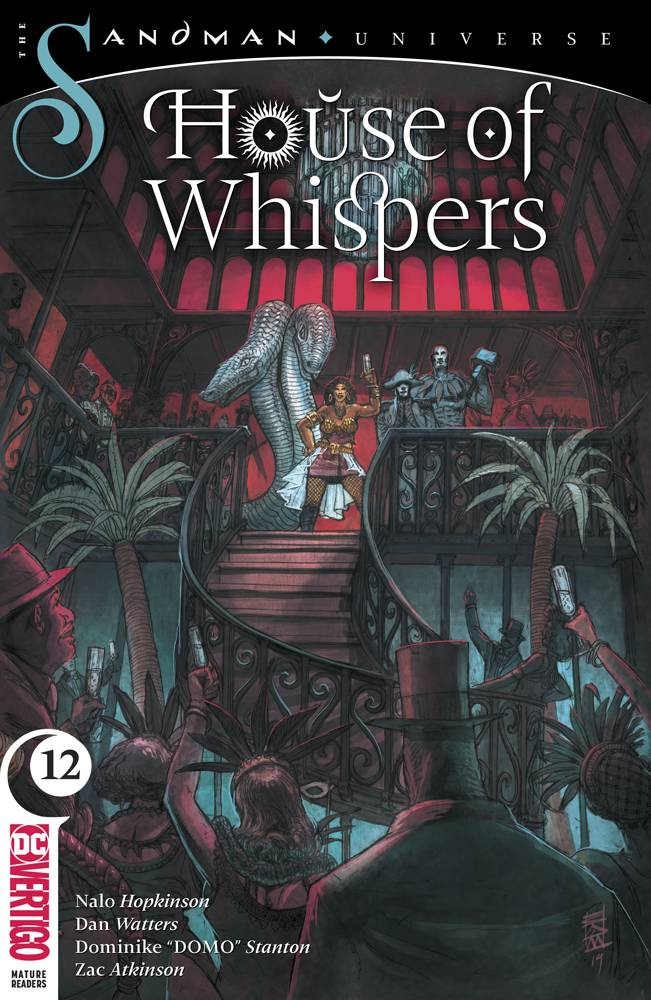 HOUSE OF WHISPERS #12 (MR)
