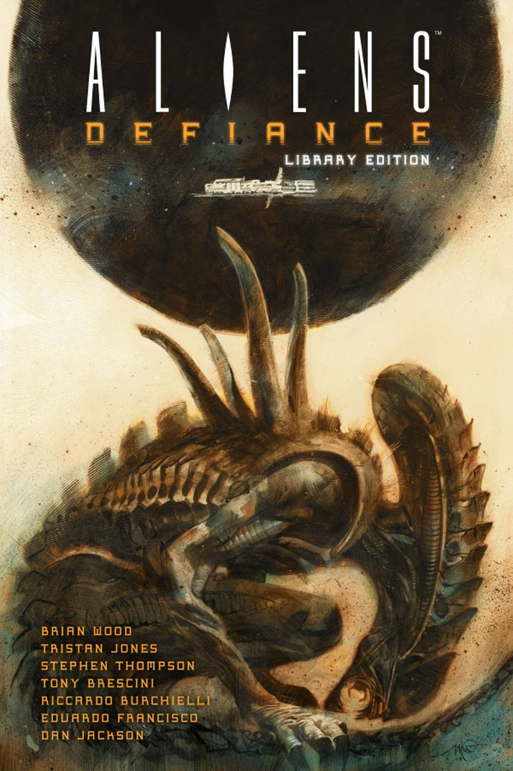 ALIENS DEFIANCE LIBRARY ED HC VOL 01