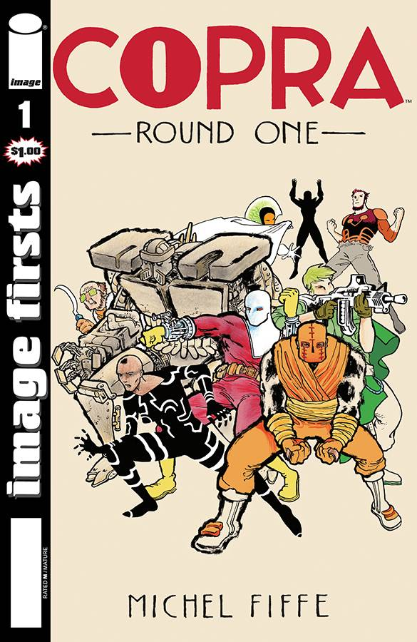 IMAGE FIRSTS COPRA #1 (MR)