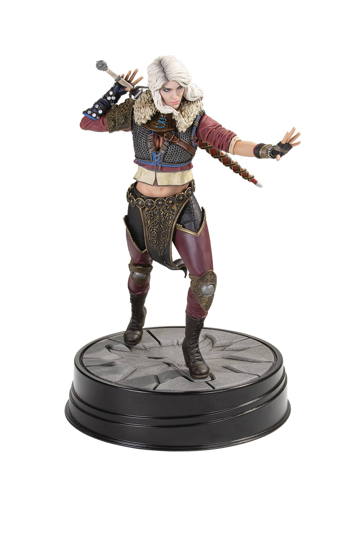 WITCHER 3 WILD HUNT CIRI FIGURE SERIES 2