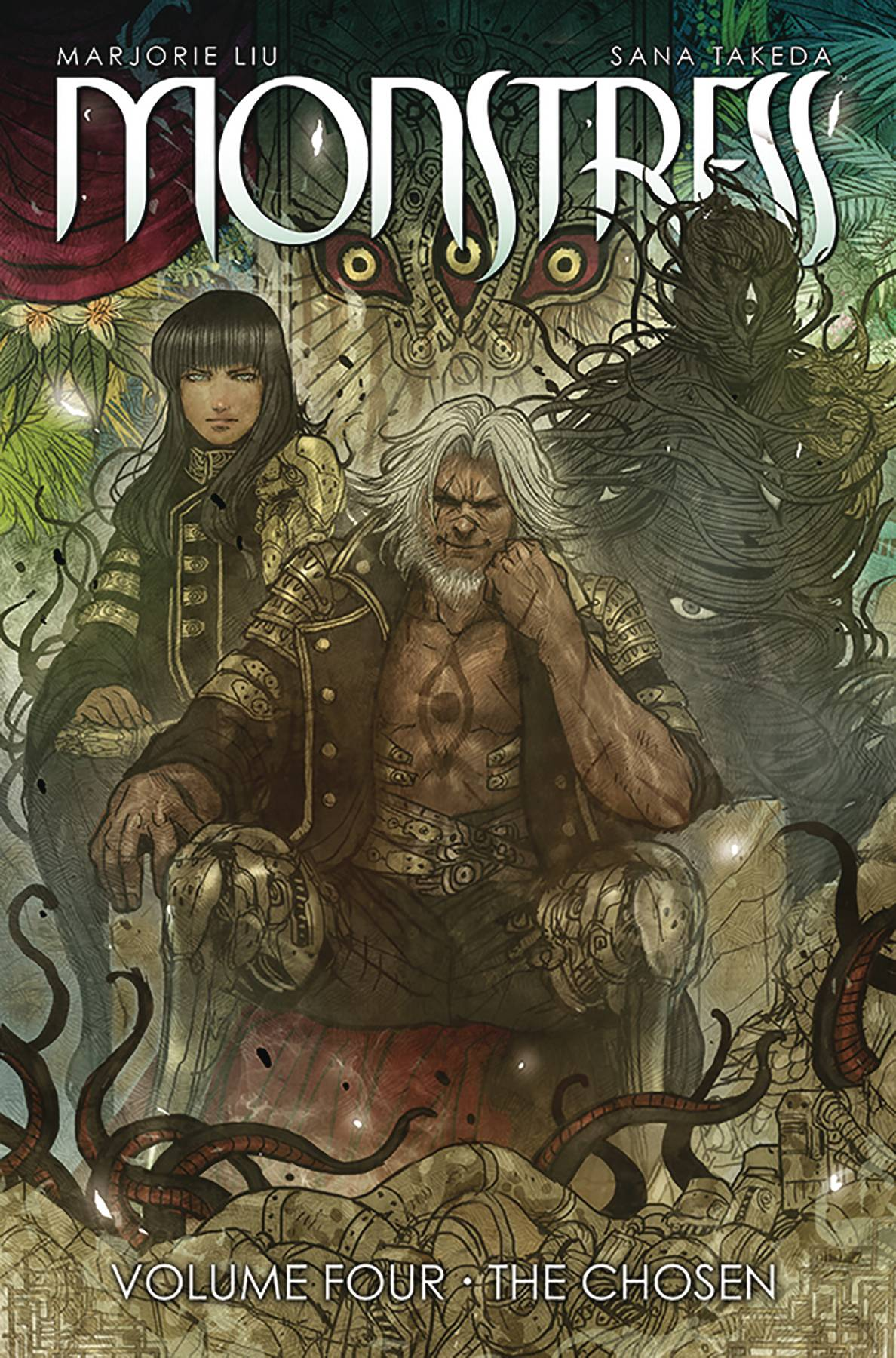 MONSTRESS TP VOL 04 (MR)