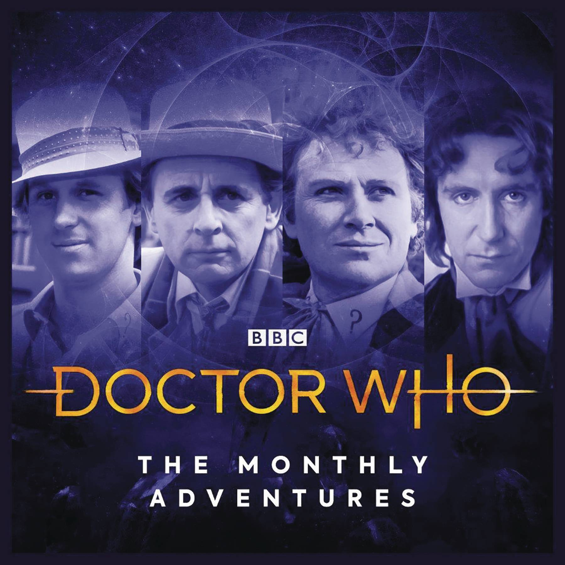DOCTOR WHO 6TH DOCTOR EMISSARY OF DALEKS AUDIO CD