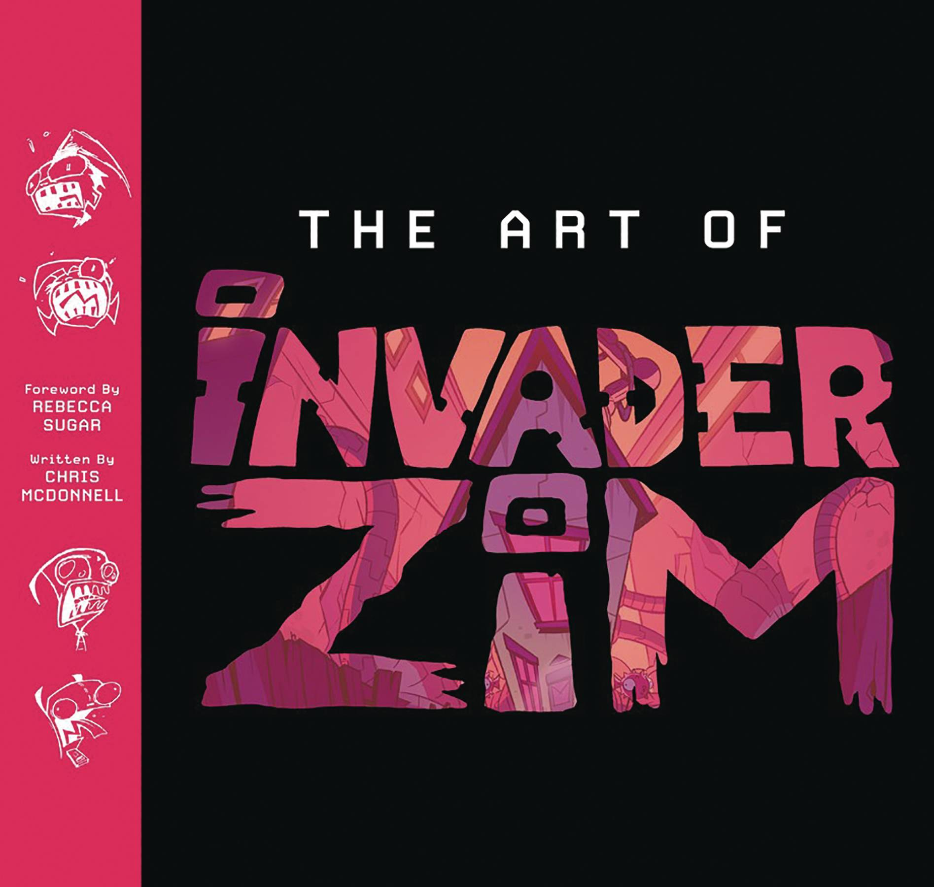 ART OF INVADER ZIM HC (RES)