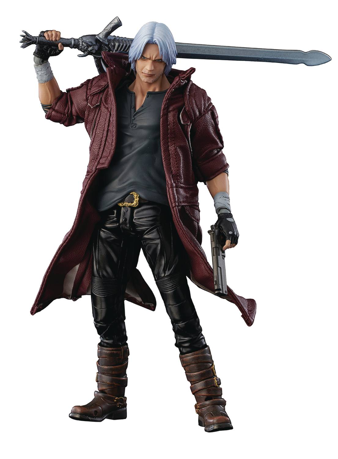 DEVIL MAY CRY 5 DANTE PX DELUXE VERSION 1/12 SCALE AF (Net)