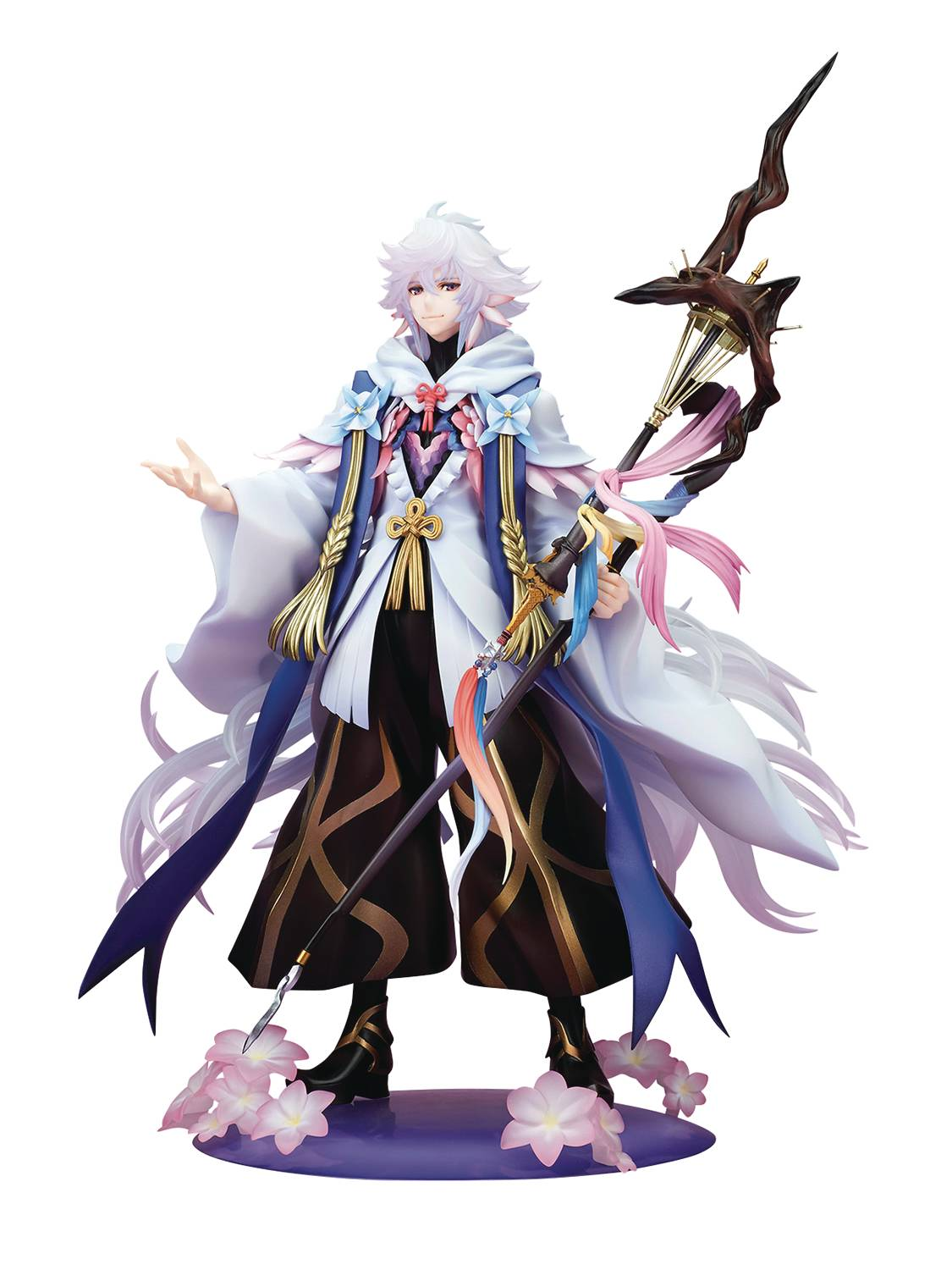 FATE GRAND ORDER CASTER MERLIN 1/8 PVC FIG