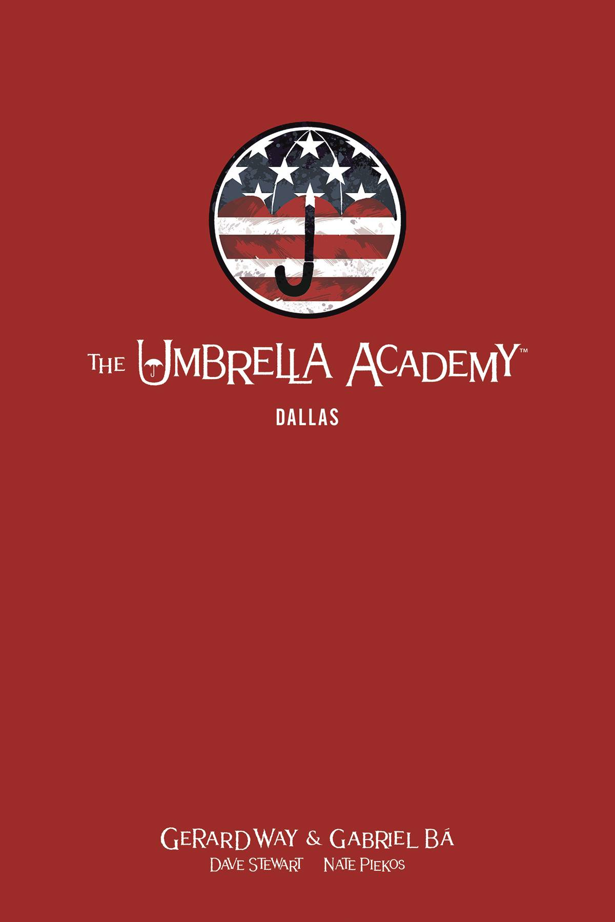 UMBRELLA ACADEMY LIBRARY EDITION HC VOL 02 DALLAS