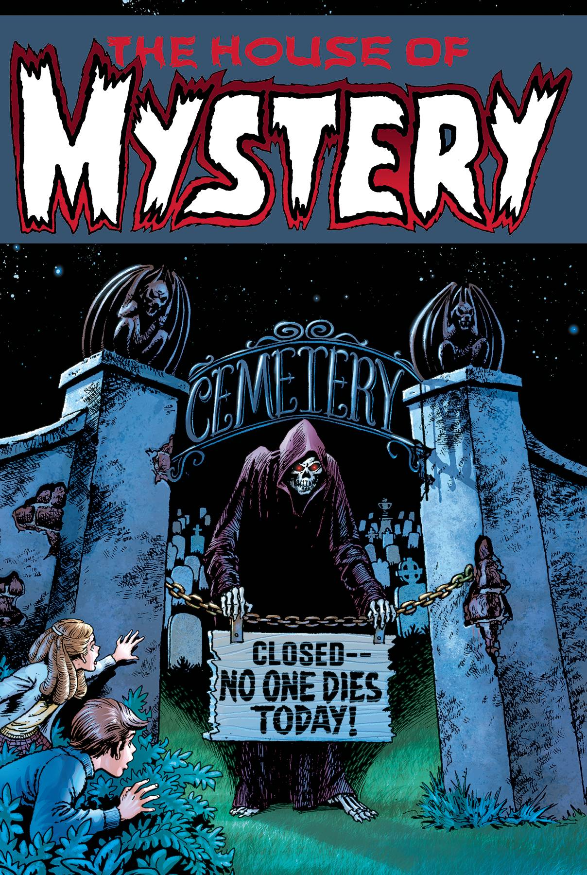 HOUSE OF MYSTERY THE BRONZE AGE OMNIBUS HC VOL 02