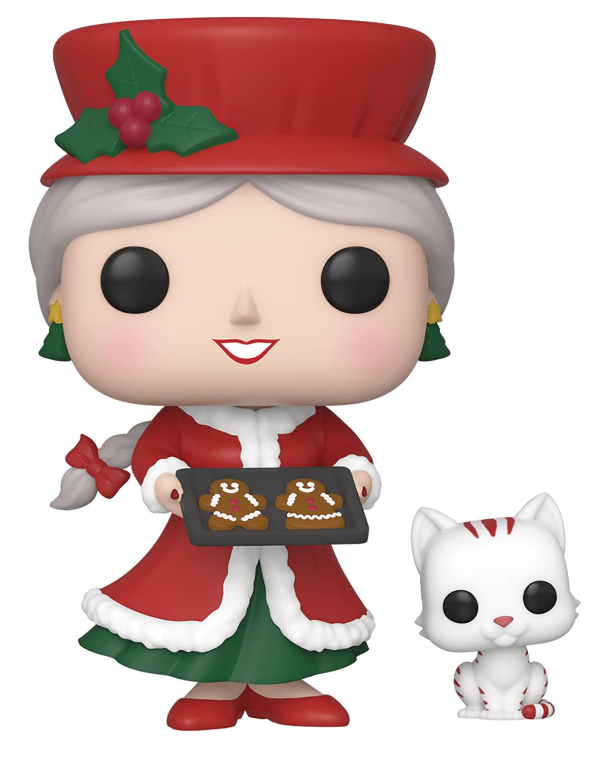 POP FUNKO HOLIDAY MRS CLAUS VINYL FIGURE