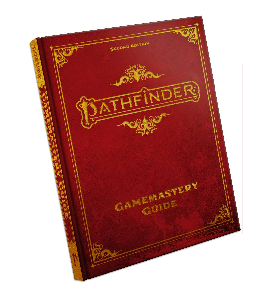 PATHFINDER GAMEMASTERY GUIDE HC SP ED (P2)