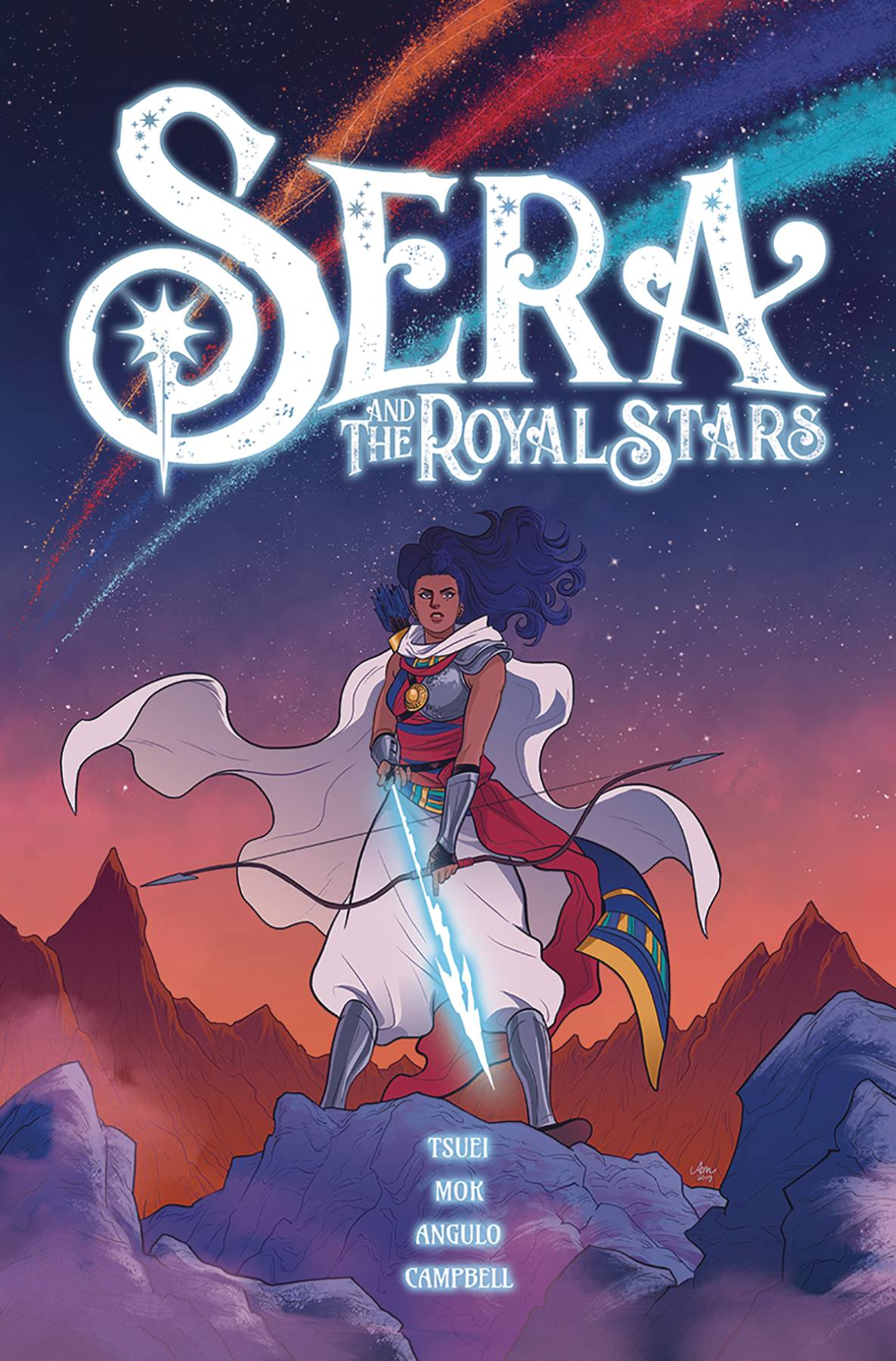 SERA & ROYAL STARS TP VOL 01