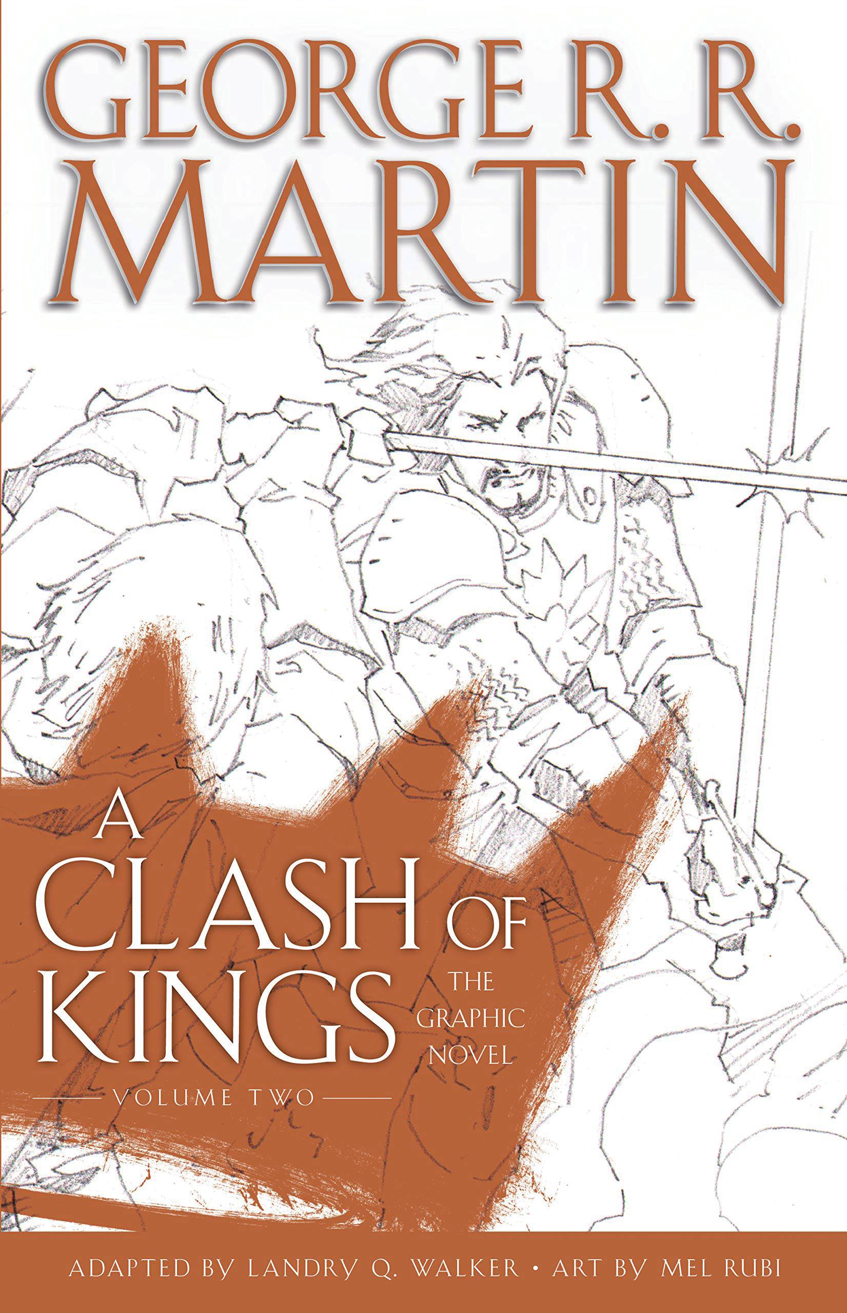 GEORGE RR MARTINS CLASH OF KINGS GN VOL 02 (MR)
