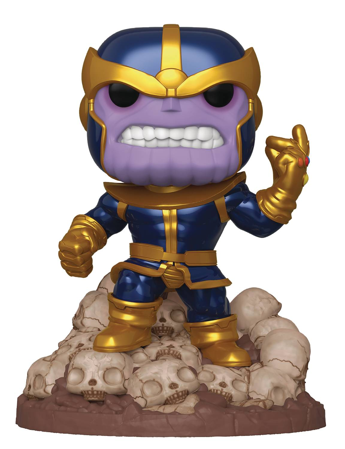 POP MARVEL HEROES THANOS SNAP 6IN PX DELUXE VINYL FIGURE