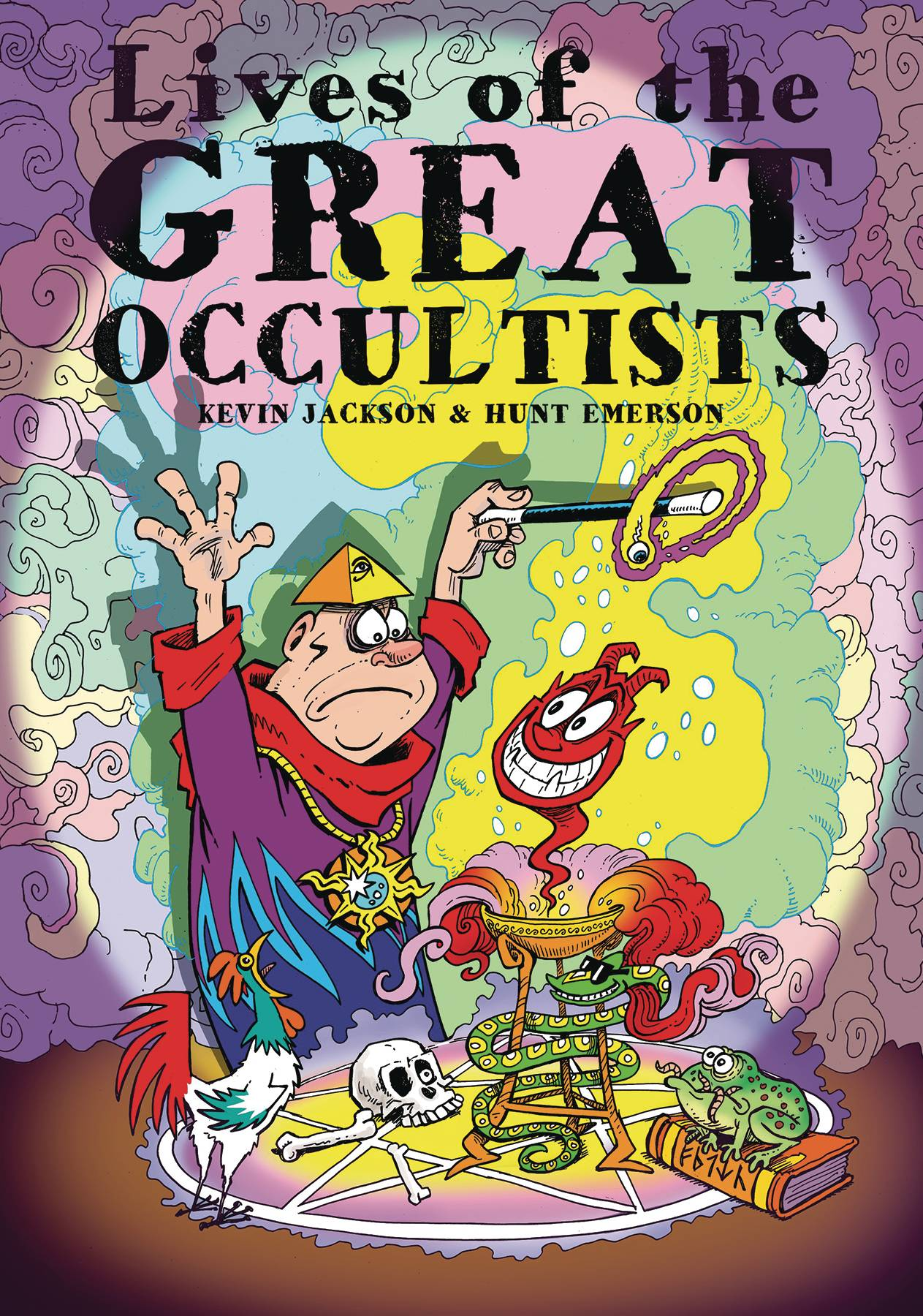 LIVES OF THE GREAT OCCULTISTS (RES)