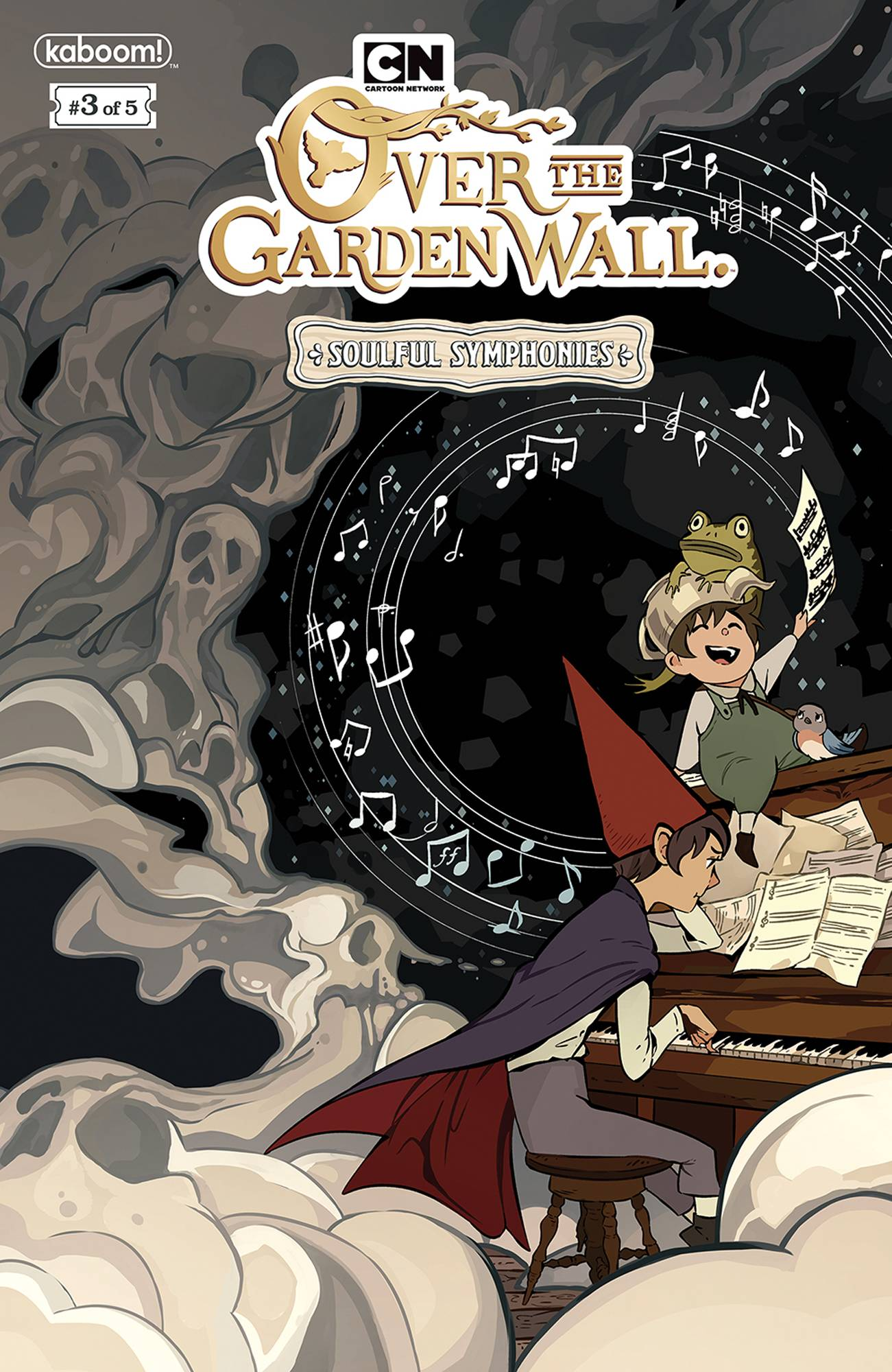 OVER GARDEN WALL SOULFUL SYMPHONIES #3 (OF 5) CVR A YOUNG (C