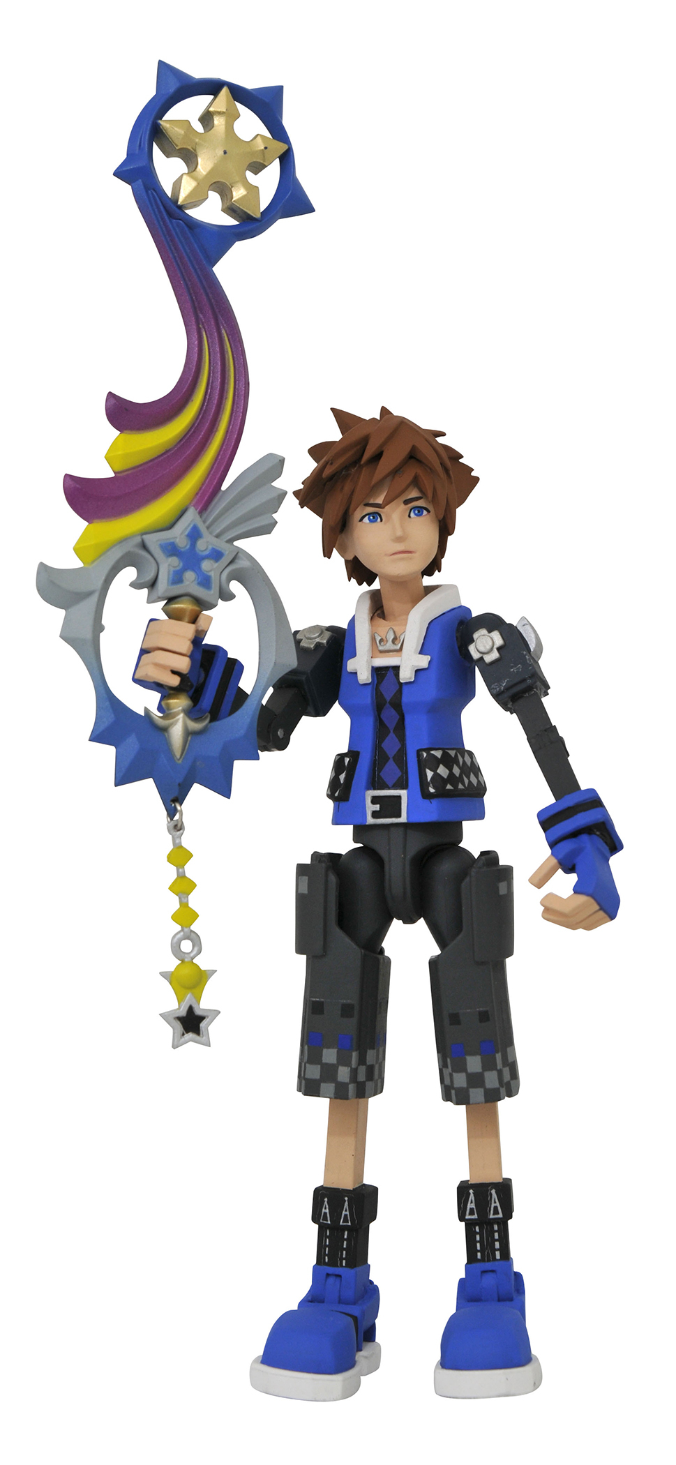 KINGDOM HEARTS 3 WISDOM FORM TOY STORY SORA FIGURE
